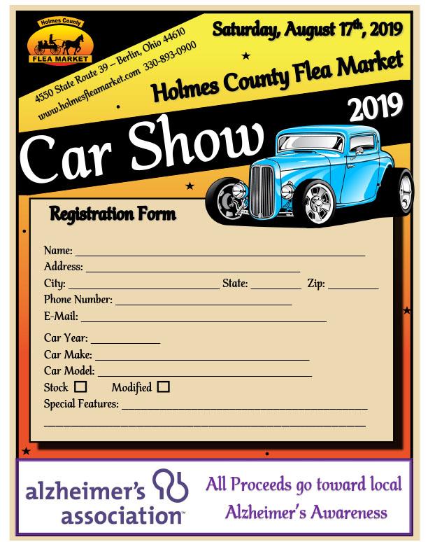 Market Car Show!