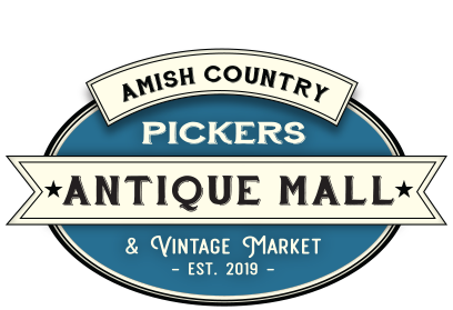 Amish Flea Market, Antique Pickers