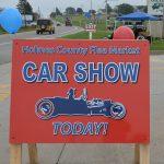 Holmes County Flea Market car show