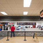 Holmes County Flea Market restaurant