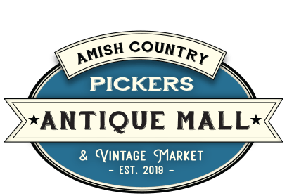 vendor for holmes county flea market in ohio, amish country antiques